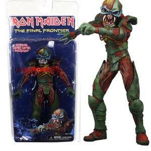 NIB Highly collectible iron maiden Eddie action figure